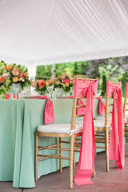 Coral Wedding Centerpiece Ideas by 10 Fabulous Wedding Seating Decor Ideas That Wow Vowslove Com