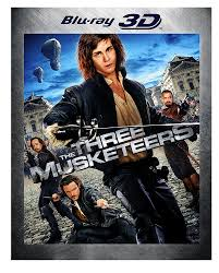 the three musketeers 3d combo logan