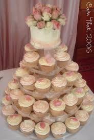 brides helping brides cupcake wedding cakes liweddings