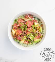 what is a poke bowl a chef breaks down the latest food trend