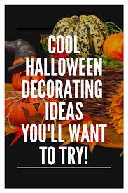 cool halloween decorating ideas e l feelgood u0027s vintage
