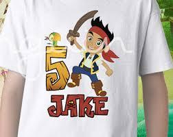 jake pirate shirt etsy