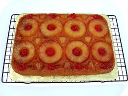 upside down cake using cake mix