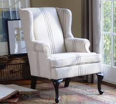 gramercy wingback chair modern armchairs and accent chairs