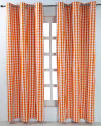 Orange Kitchen Curtains by Burnt Orange Curtains Burnt Orange Curtains Walmart Curtains And
