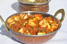 Cottage Cheese Dishes kadai paneer cottage cheese with capsicum in tomato gravy recipe