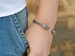 mens bracelet fashion images Dawapara teen wolf bracelet indian jewelry fashion accessories jpg