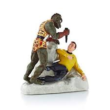 arena trek 2013 hallmark ornament home kitchen