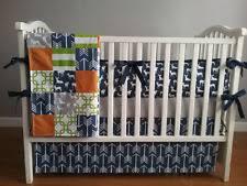 Navy Crib Bedding Deer Crib Bedding Ebay