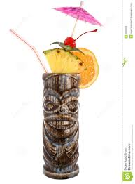 mixed drink clip art tiki tropical fruit cocktail drink royalty free stock images image