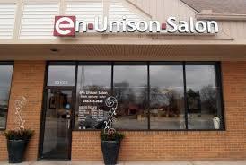 salon en unison salon livonia hair salon plymouth hair salon