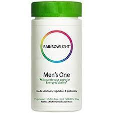 rainbow light vitamins mens amazon com rainbow light men s one multivitamin 150 tablets