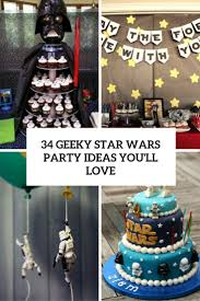happy thanksgiving star wars 34 geeky star wars party ideas you u0027ll love shelterness