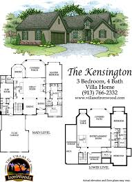 Lake Silver Floor Plan Available Homes Evan Talan Homes