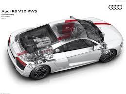 Audi R8 Exterior Audi R8 V10 Rws 2018 Pictures Information U0026 Specs