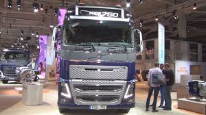 volvo trucks germany volvo fh16 750 8x2 heavy duty tractor truck 2017 exterior and