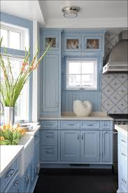 kitchen blue painted kitchen cabinets kitchen color schemes with