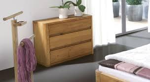 Schlafzimmer Kommode Holz Massivholz Kommode Aus Hochwertiger Eiche Lugo Betten De