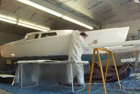 1974 catalina 22 sailboat painting project how long did it take