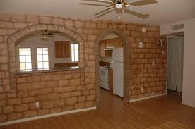 How To Paint A Faux Brick Wall - paint a faux brick wall ugly house photos blog archive block