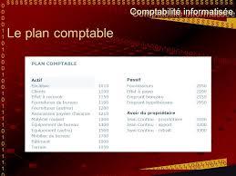 plan comptable fourniture de bureau le plan comptable ppt télécharger