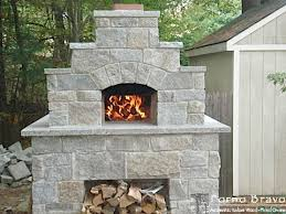 Pizza Oven Outdoor Fireplace by 12 Best Fireplace With Pizza Oven Images On Pinterest Pizza