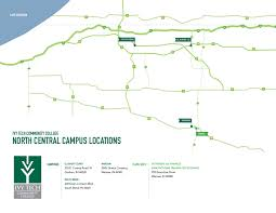 Chicago Colleges Map by Map And Directions Ivy Tech Community College Of Indiana
