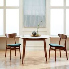 Expandable Dining Room Tables Fishs Eddy Expandable Dining Table West Elm