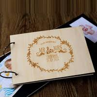 Rustic Wedding Photo Albums Best Wedding Guest Book Alternatives To Buy Buy New Wedding