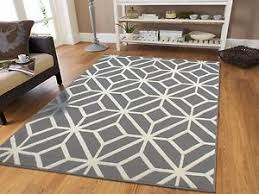 Grey Area Rug 8x10 Gray Rugs 8x10 Contemporary Patterned Moroccan Geometric