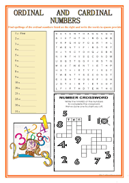 thanksgiving puzzles for adults 103 free esl numbers cardinal numbers worksheets