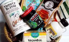 vegan gift baskets best deluxe vegan breakfast gift fair trade vegan organic garuda
