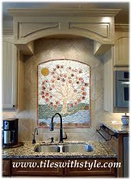 Custom Mosaic Backsplash Tiles
