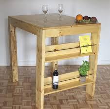 comment faire une table de cuisine comment faire une table haute ep02 diy vissermalin les
