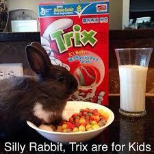 Trix Cereal Meme - i can has cheezburger trix funny animals online cheezburger