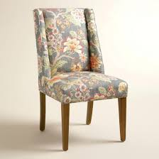 Navy Upholstered Dining Chair Dining Chairs Mesmerizing Chairs Design Dining Room Furniture