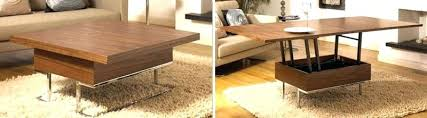 convertible coffee table dining table convertible coffee tables beaconinstitute info