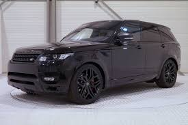 black land rover with black rims 2016 land rover range rover sport in elsloo netherlands for sale