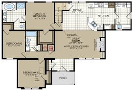 Titan Mobile Home Floor Plans Titan 799 Titan Homes Champion Homes