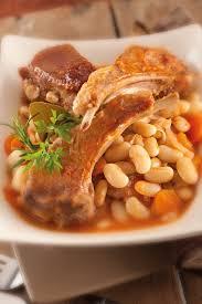 cuisiner haricots blancs recette mouton aux haricots blancs l omnicuiseur vitalité