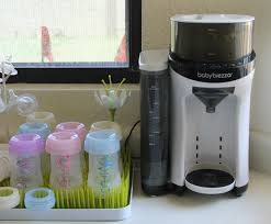 Formula Milk Storage Containers Easy Breezy Bottle Making With Baby Brezza Formula Pro Savvy