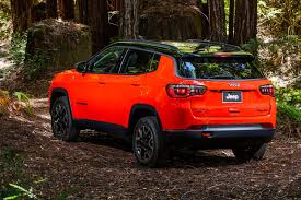jeep compass trailhawk 2018 new jeep compass unveiled at la auto show by car magazine