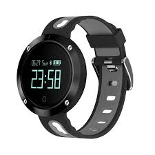 heart rate bracelet images Zapals dm58 oled large touch screen smart heart rate bracelet jpg