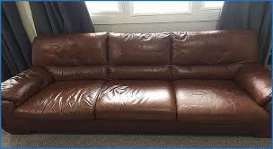how to fix cut in leather sofa beautiful leather sofa wear and tear repair furniture design ideas