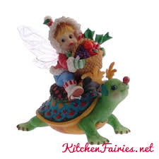 my kitchen fairies entire collection turtle fairie from series twenty nine of the my