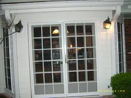 Secure French Doors - top french door security bar on inc ornamental iron and security