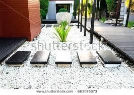 white garden pebbles gold coast white garden decorative stones