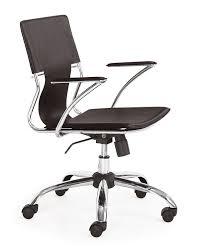 Zuo Modern Desk by Amazon Com Zuo Modern Trafico Office Chair Espresso Kitchen