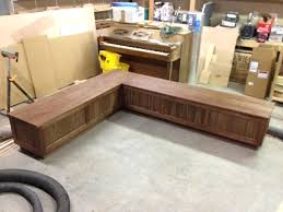 Leather Benches For Sale How To Build An L Shaped Dining Bench For Sale Leather U Room