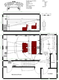 Custom Home Theater Seating Home Theater Seating Layout Unique Home Theater Design Layout